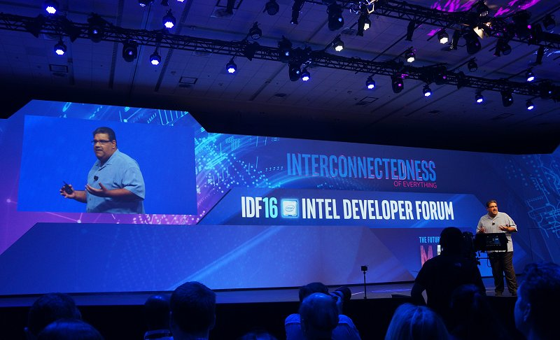 Dr.Murthy Renduchintala, president of Intel's Client and Internet of Things Businesses and Systems Architecture Group, discussed the innovations that drive the next revolution in technology.