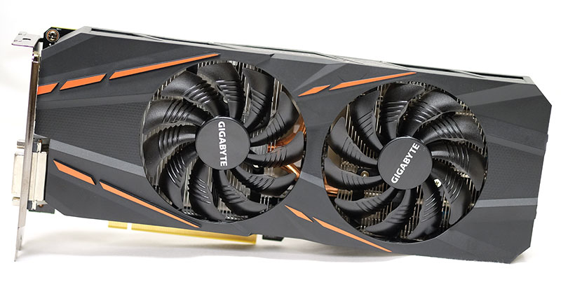 Gigabyte GeForce GTX 1060 G1 Gaming : Battle of the