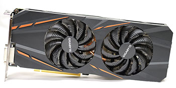 Gigabyte GeForce GTX 1060 G1 Gaming.