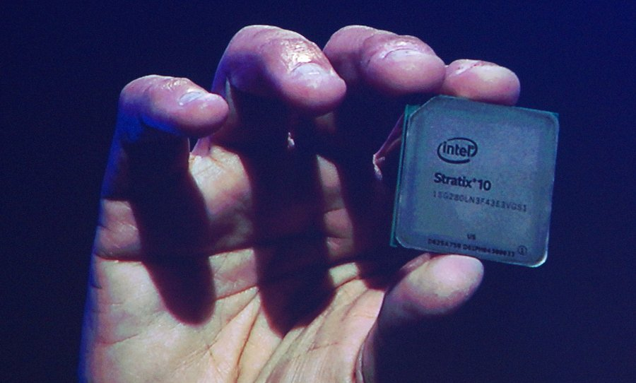 The unveiling of Stratix 10 FPGA also represented a brand transfer from Altera to Intel, as the company integrates the Intel brand within their FPGA product portfolio.