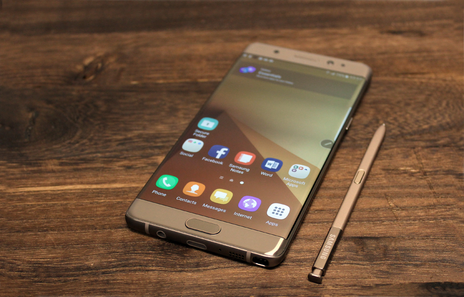 Galaxy Note 8 to sport a bigger display and better camera than the