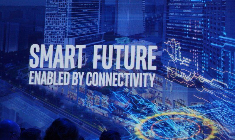 To bring such sensory information and analysis in a speedy manner, you need robust connectivity on the edge devices. That will be cornerstone of a smart city and the smart future.