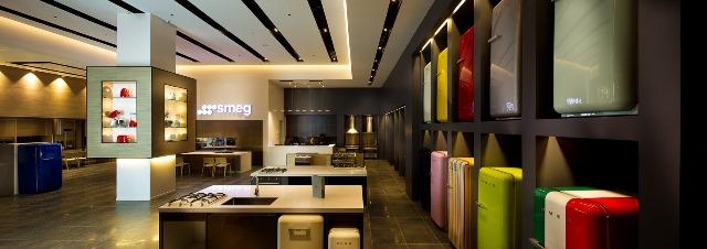 The SMEG Park Terraces Lifestyle Appliance Store.