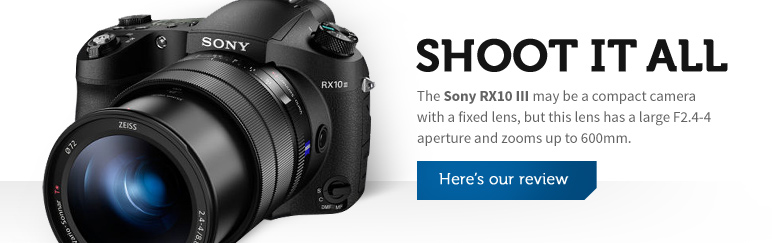 Review: Sony Cyber-shot RX10 III