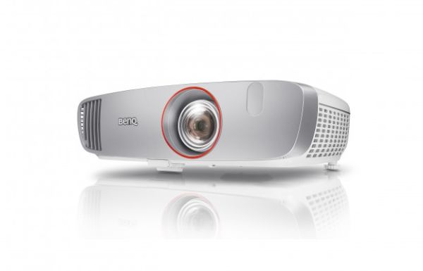The BenQ W1210ST home projector is capable of providing a theatrical experience, while boasting smoother gameplay and more accurate picture quality within a 100-inch projection. <br>Image source:  BenQ.