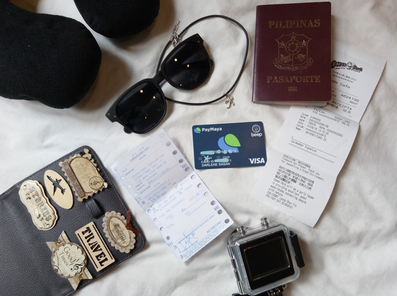 The Modern Travelers : Going Places with PayMaya - HardwareZone com ph