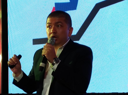 Miguel Warren, Payoneer Philippine Country Manager