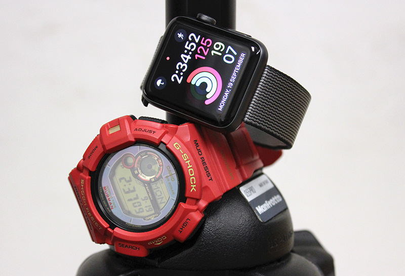 The Apple Watch Series 2 costs about the same as most high-end multi-function Casio G-Shock watches, but I would argue that it offers more utility and practicality.