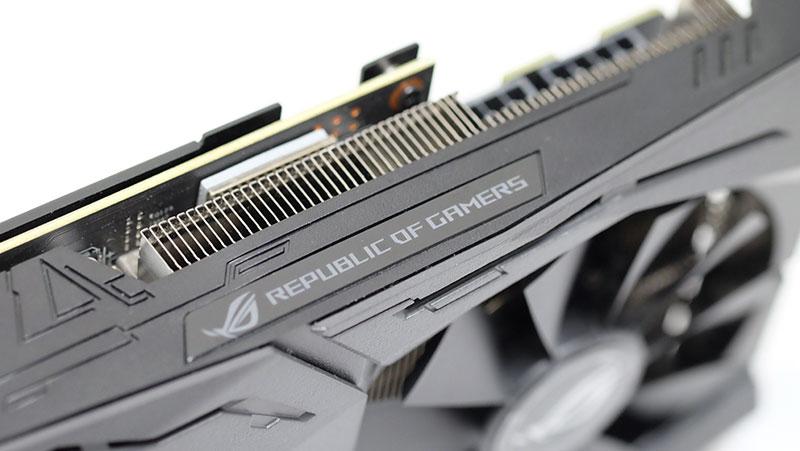 ASUS ROG Strix GeForce GTX 1080 LED