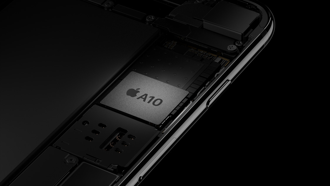 The new iPad is powered by the A10 Fusion processor that debuted in the iPhone 7 in 2016.