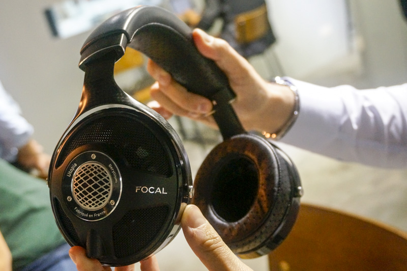 First looks: Focal's incredible Utopia and Elear headphones