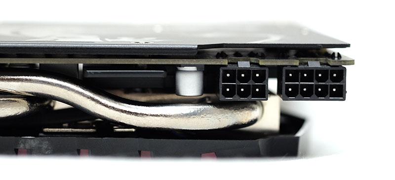 MSI GeForce GTX 1080 Gaming X 8G power connector