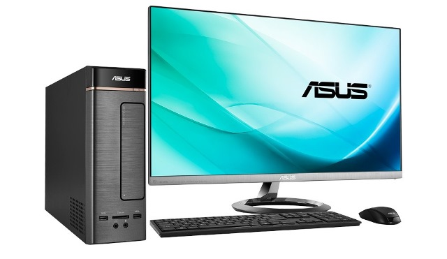 The Asus K20 Is A Small Form Factor Desktop Pc That Features Supersd Usb 3 1 And Sata 6gbps Ports Offer Fast Data Transfer Sds Which Let Users