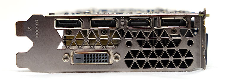 Zotac GeForce GTX 1060 Mini : Battle of the mainstream cards: NVIDIA