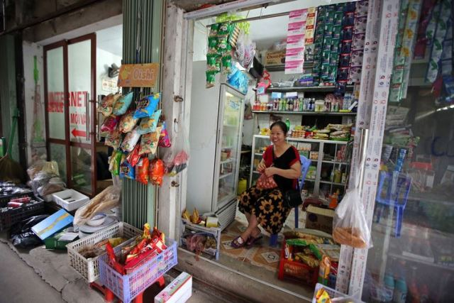 Nguyen Thi Dung, former farmer who expects to earn the equivalent of US$68,000.