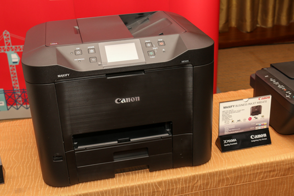 The Canon MAXIFY MB5470.