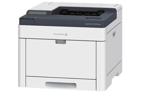 The DocuPrint CP315 dw is a single function printer with wired and wireless networking support.
