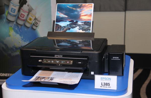 Epson Introduces New Replaceable Ink Pack System Rips