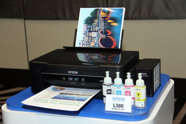 Epson introduces new Replaceable Ink Pack System (RIPS) and