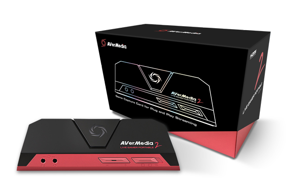 AVerMedia updates their portable game capture card – Live