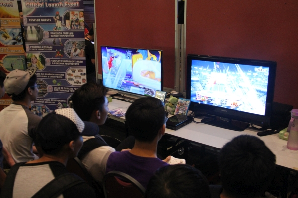 For the more casual among Pokémon fans, there's Super Smash Bros. and Pokken.