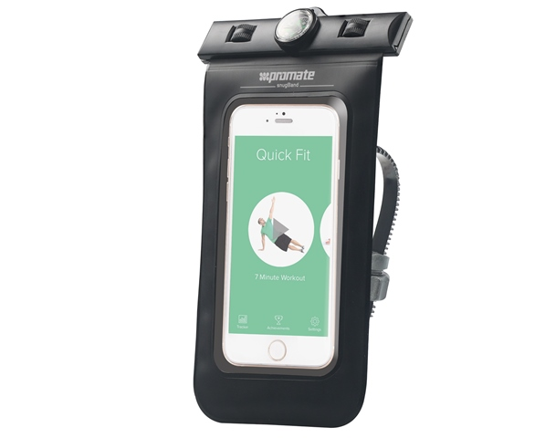 Promate SnugRide waterproof case