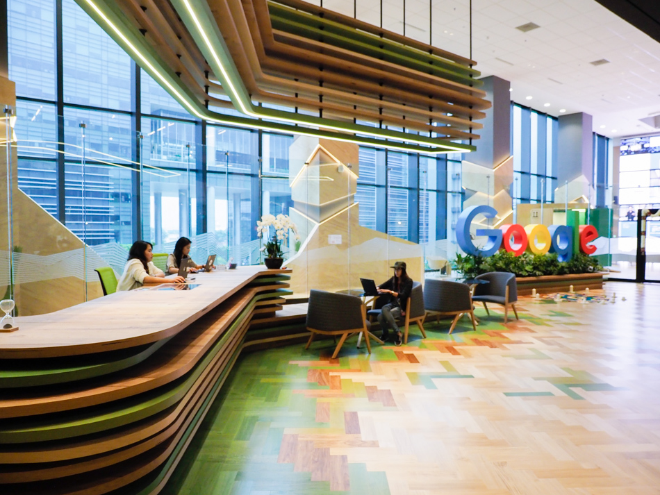 In Pictures Is Google S New Hq The Most Amazing Office In