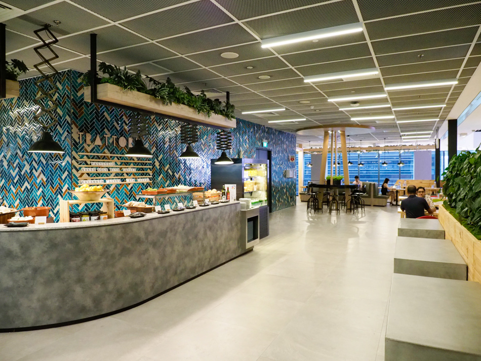 In Pictures Is Googles New HQ The Most Amazing Office In Singapore - Google office