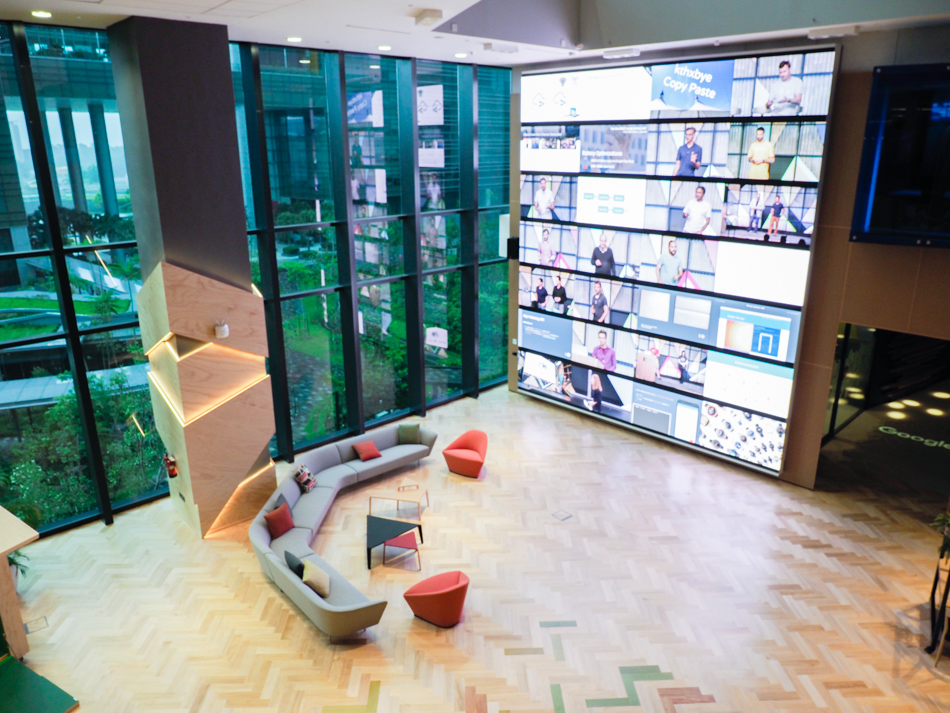 google office hq. Google HQ Page 02 : In Pictures: Is Google\u0027s New The Most Amazing Office Singapore? Hq