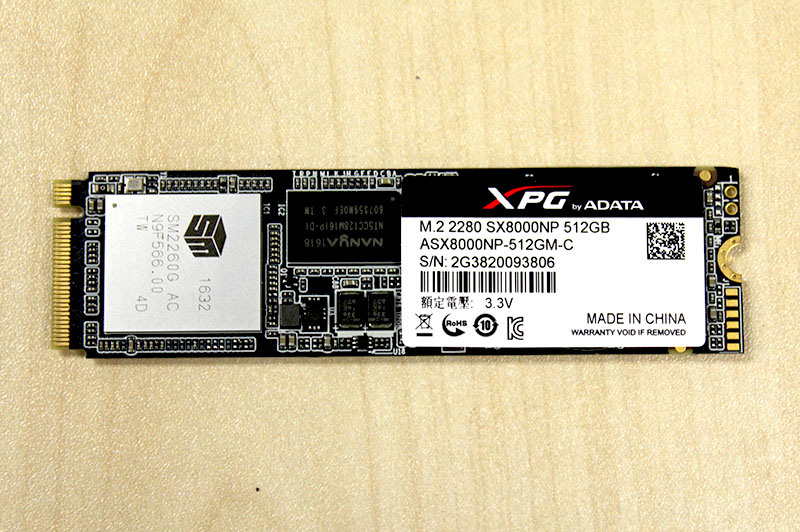 The ADATA XPG SX8000 is one of the newest SSDs in the market to make use of a controller from Silicon Motion.