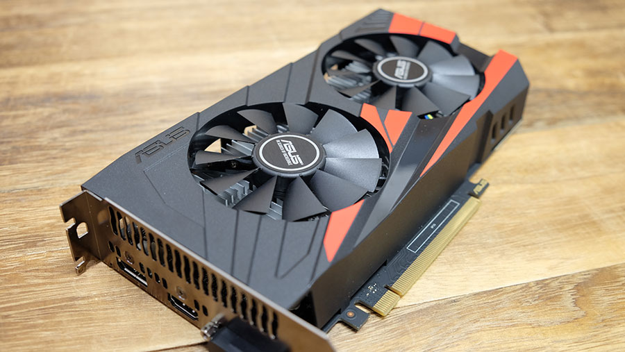The GeForce GTX 1050 Ti is a good choice if you find the Radeon RX 470 too expensive.