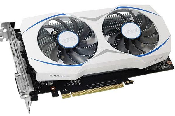 ASUS Dual GeForce GTX 1050 Ti