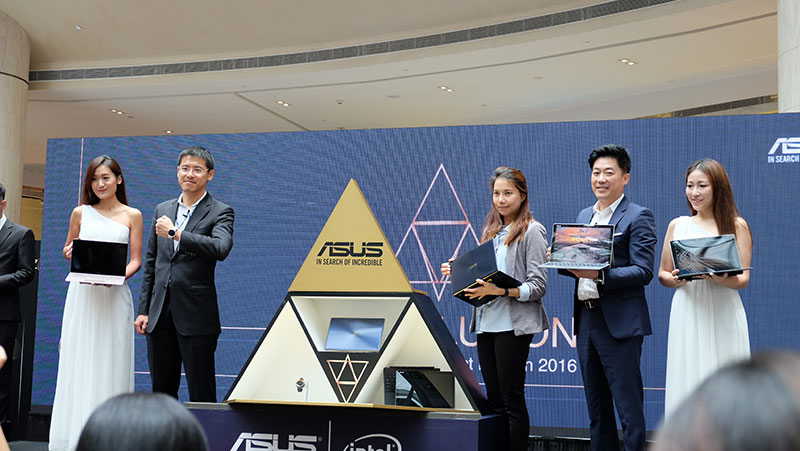 ASUS today announced the local launch of its latest Zen series products to much fanfare.