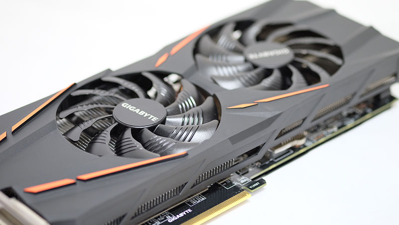 The Gigabyte GeForce GTX 1060 G1 Gaming comes out ahead because of its decent performance across the board.
