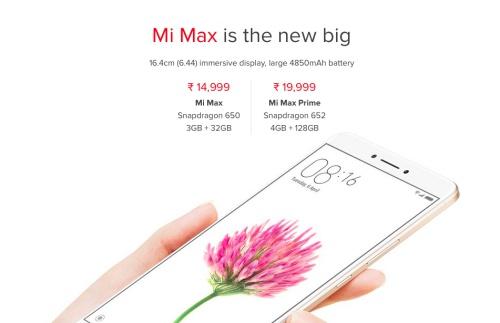 Image source: Xiaomi India