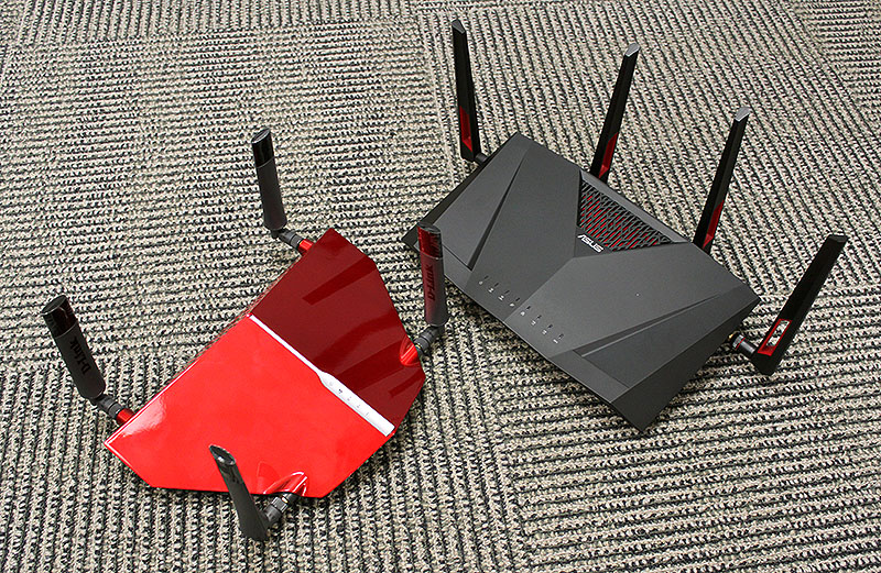 AC3100 router shootout - ASUS RT-AC88U vs  D-Link DIR-885L