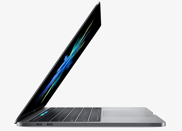 The new MacBook Pro notebooks are considerably more portable.