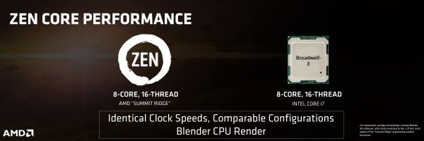 AMD is supposedly planning on announcing their new 'Summit Ridge' Zen CPU lineup in January next year. <br> Image source: WCCFTech.