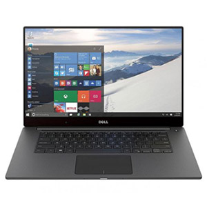 Dell XPS 15 9550-670812G-W10P-BLK Notebook