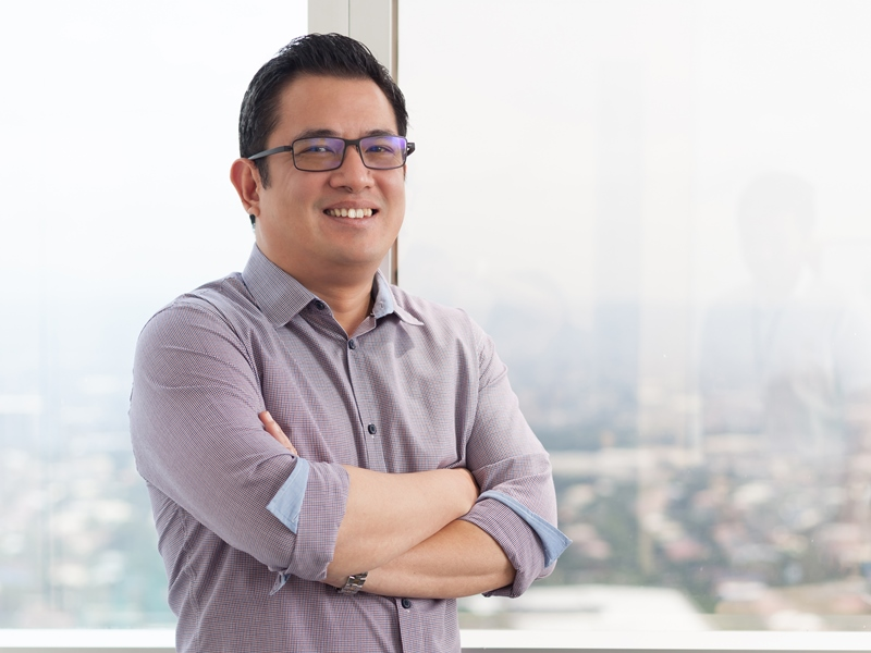 Jason Lim, Country Manager, Emerson Network Power Philippines