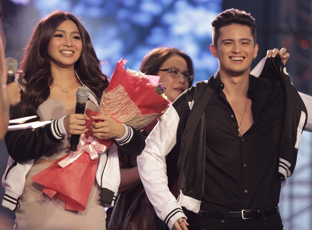 Nadine Lustre and Jame Reid are the newest faces of Lenovo Philippines.