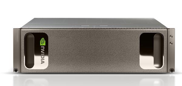 The NVIDIA DGX-1 server node. (Image source: NVIDIA)