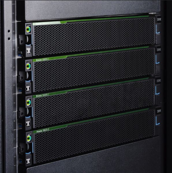 IBM worked with NVIDIA to create the IBM Power S822LC for High Performance Computing.