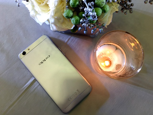 OPPO F1s Limited