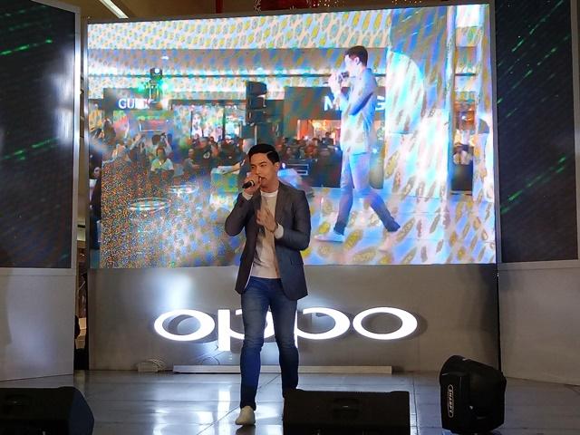 Alden Richards is OPPO's newest brand ambassador.