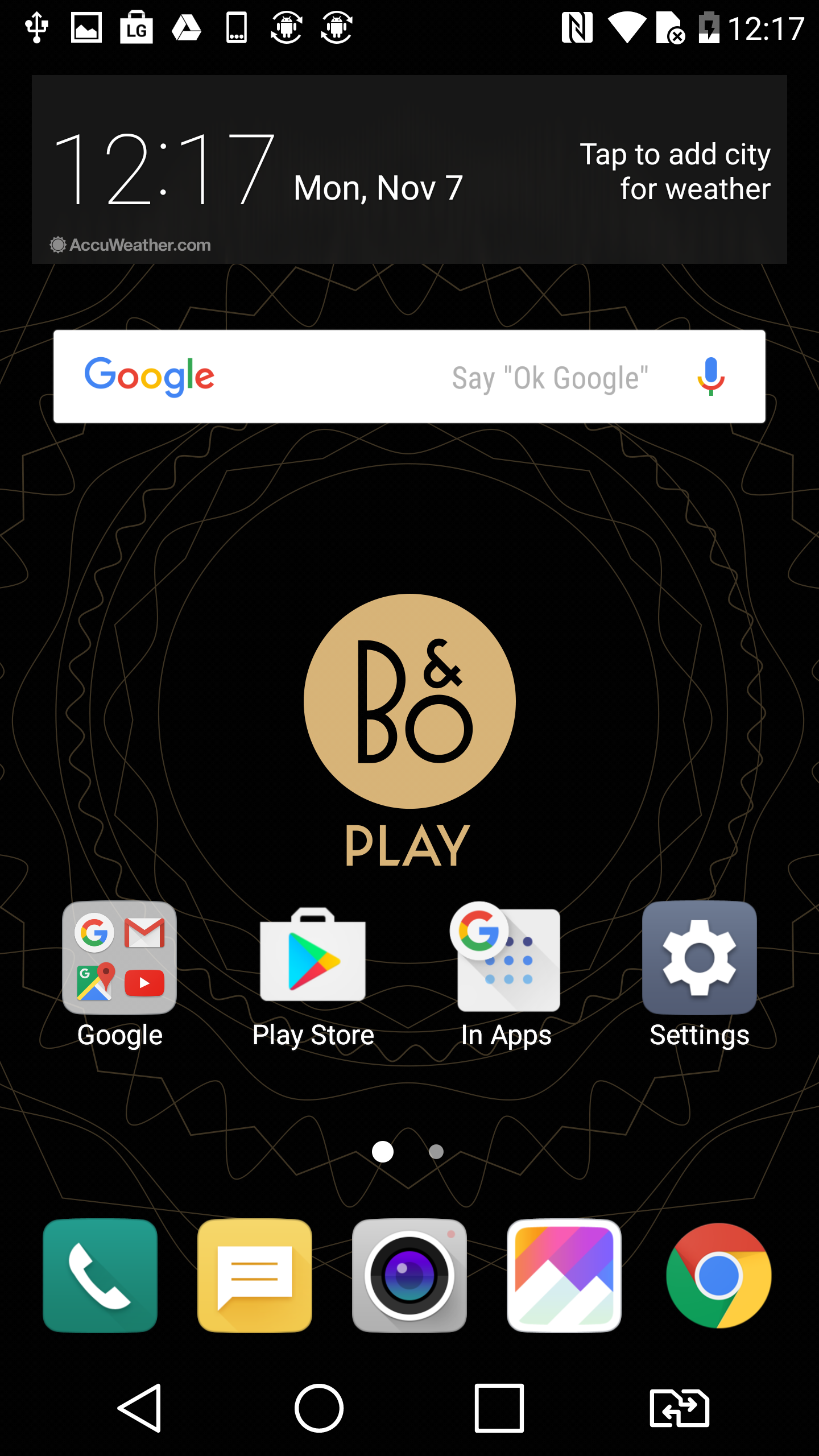 Display Audio And Software Features Lg V20 Review A Premium