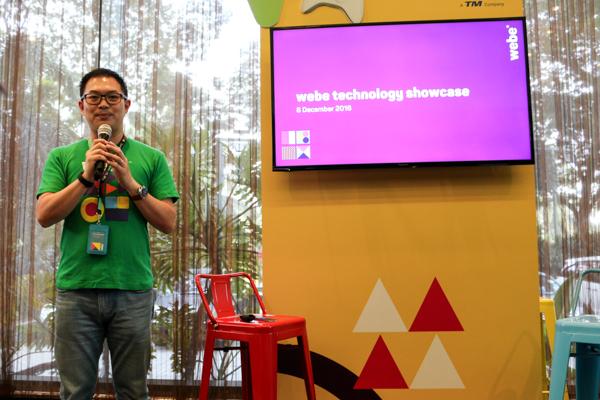 Lai Shu Wei, Chief Marketing Officer, webe digital sdn bhd