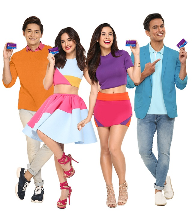 The YAZZ Squad: Ruru Madrid, Coleen Garcia, Yassi Pressman, and Tom Rodriguez