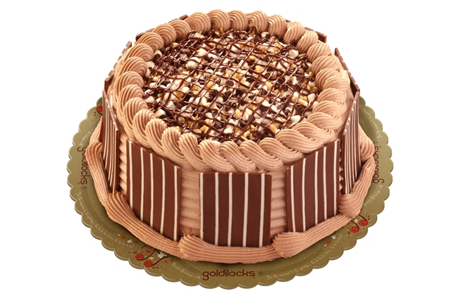 Chunky Choco Cake