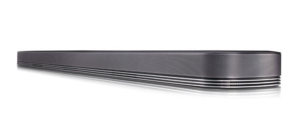 LG SJ9 sound bar.